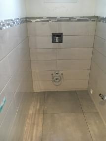 WC carrelé